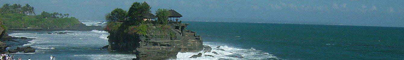 voyage de noce à Bali